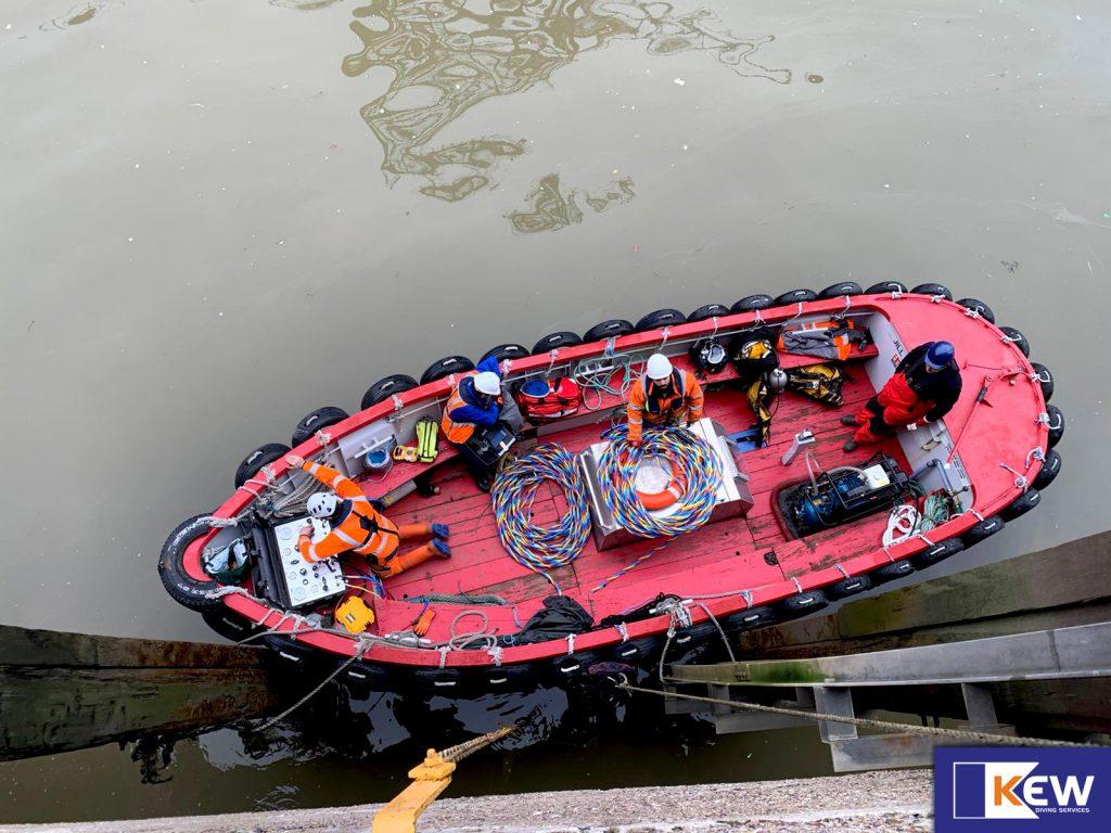 jetty survey london